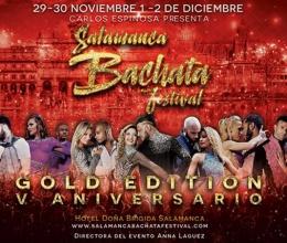 Salamanca Bachata Festival & World Bachata Fusion